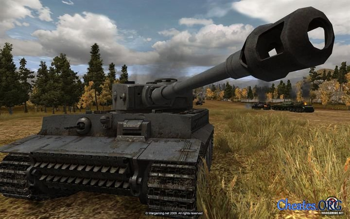 World of tanks оленемер от jove
