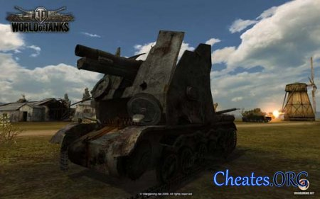 World of tanks народ играть one