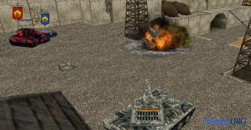 Чит на танки онлайн на невидимость скачать