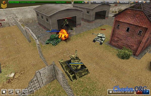 Клиент для танки онлайн