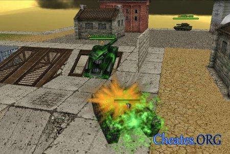 Танки онлайн - флеш игры на OnlineGuru