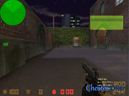 Чит Mphaimbot V18 для Counter-Strike 1.6