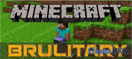 Чит клиент Brulitary для Minecraft
