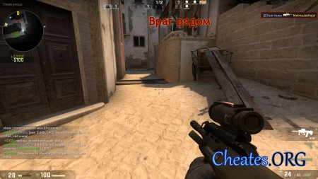 "Чит ""Radar_CS GO"" для CounterStrike: Global Offensive (CS:GO)"