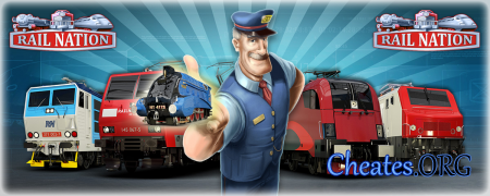 ��� �TrainUnlocker� ��� Railnation